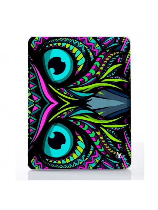 Чехол для iPad Animal Aztec сова