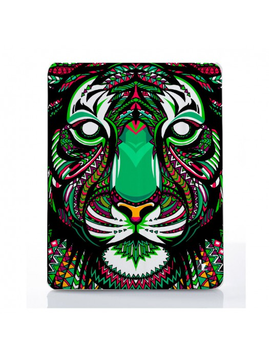 Чехол для iPad Animal Aztec тигр