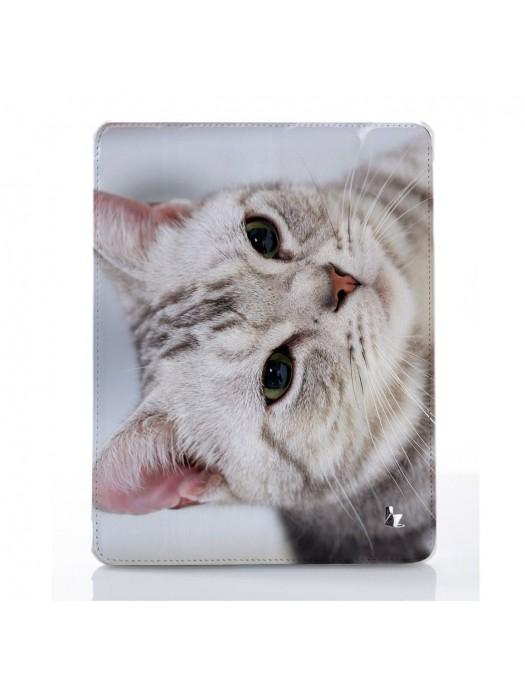 Чехол для iPad Кот мурзик