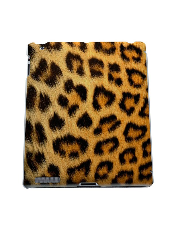 Животные - Леопард оскал злости