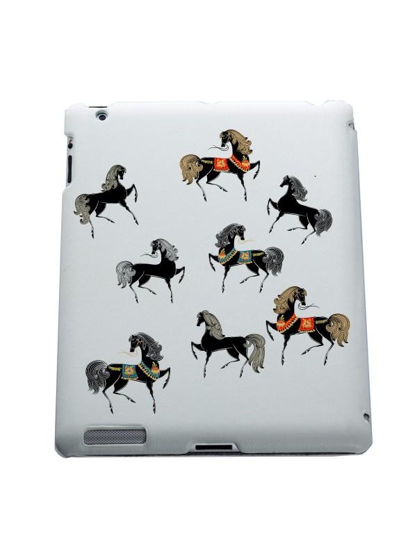 Животные - Лошадь морозное утро