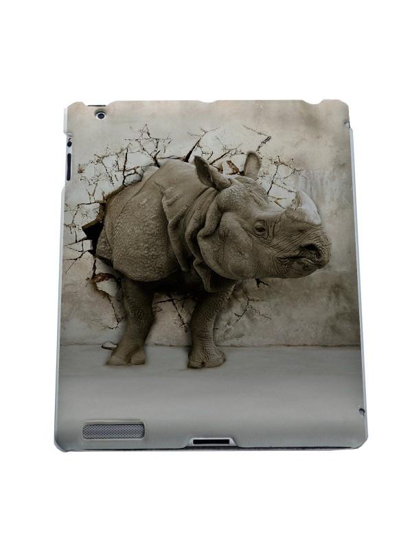 Животные - Носорог