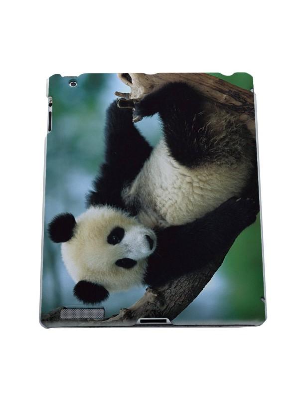 Животные - Панды отдых на дереве