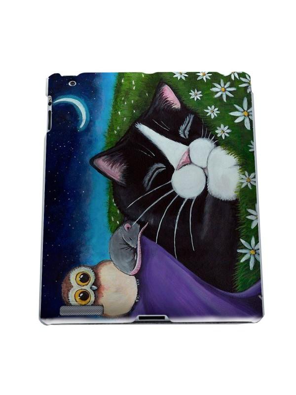 Арт, искусство, приколы - Вещий сон кота
