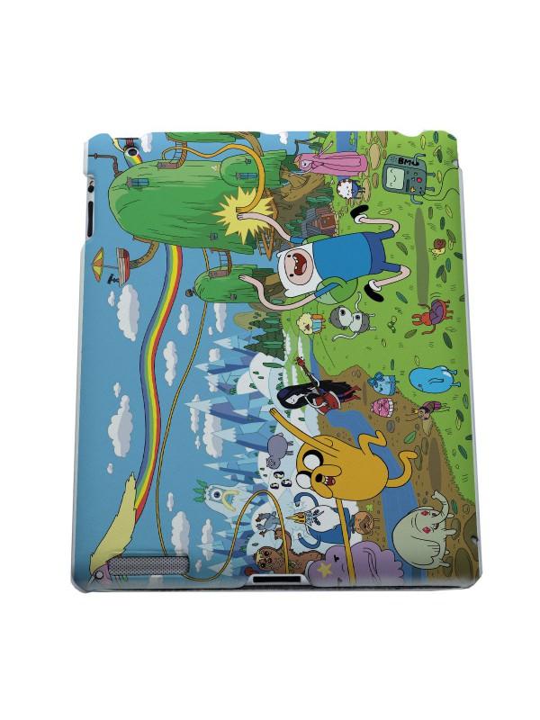 Мультфильмы, игры, герои - Adventure time вместе
