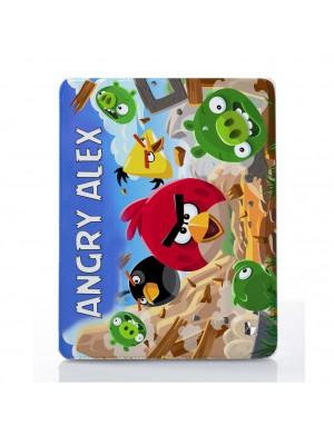 Angry Birds с именем
