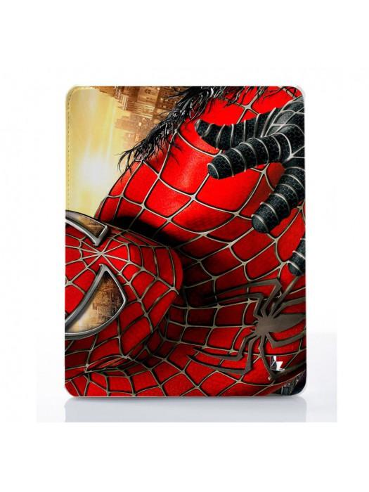Человек-паук красный взрыв