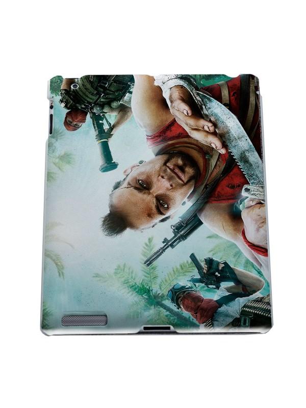 Мультфильмы, игры, герои - Far cry нож решает
