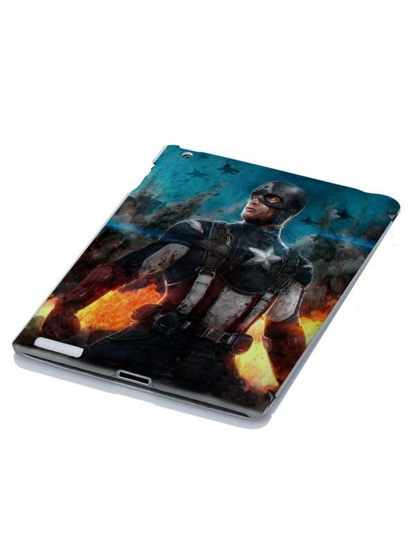 Мультфильмы, игры, герои - Капитан Америка
