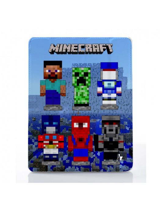 Чехол для iPad Minecraft 6 смелых