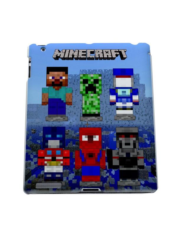 Мультфильмы, игры, герои - Minecraft мой остров