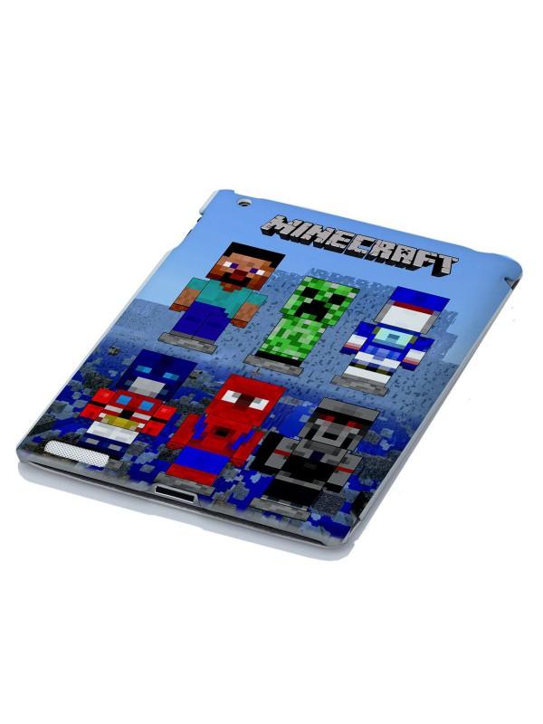 Мультфильмы, игры, герои - Minecraft 6 смелых