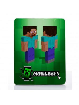 Minecraft зеленый монстр