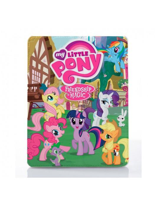 Чехол для iPad My little Pony лошадки верные друзья