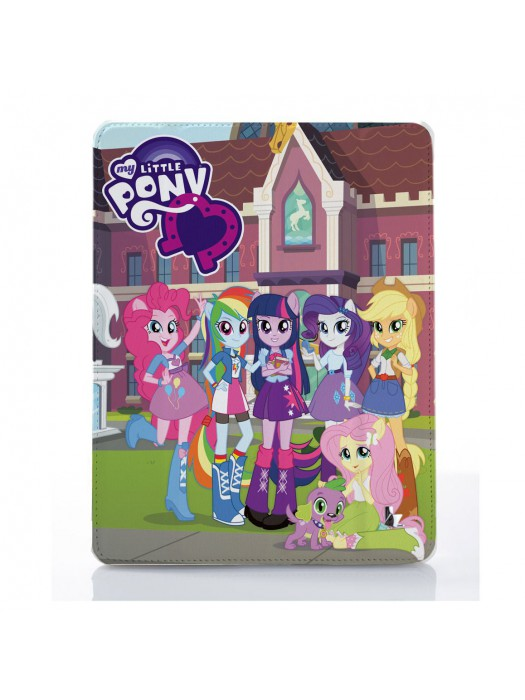 Чехол для iPad My Little Pony выпускной