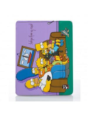 Simpsons на стене