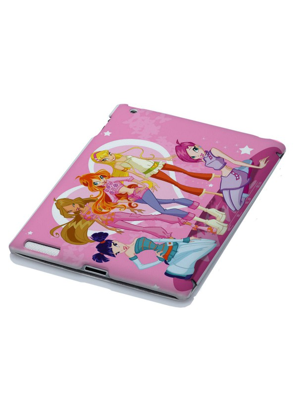 Мультфильмы, игры, герои - Winx розовые королевы