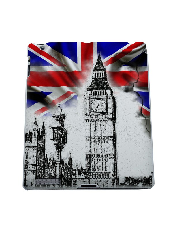 Флаги, города - Лондон биг бен