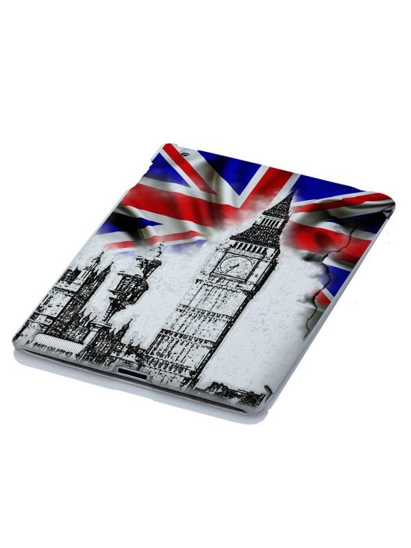 Флаги, города - Лондон Тауэрский мост