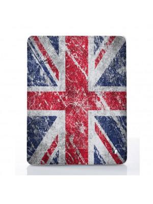 Великобритания мелом на стене