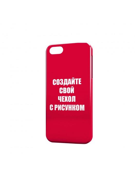 Чехол iPhone 5C 3D