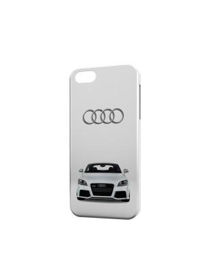 Audi белый