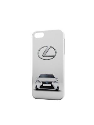 Lexus белый