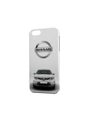 Nissan белый
