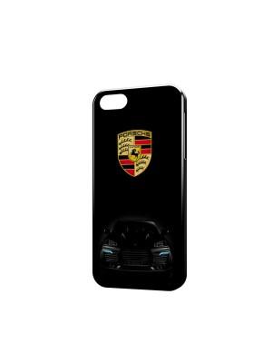 Porsche черный