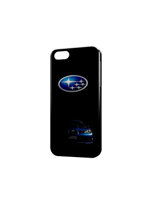 Subaru черный