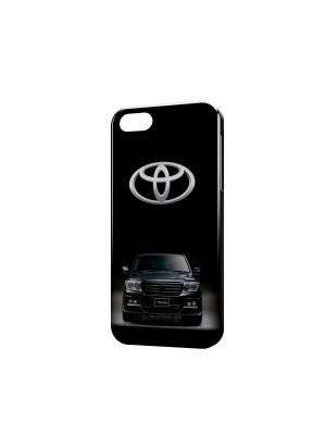 Toyota черный