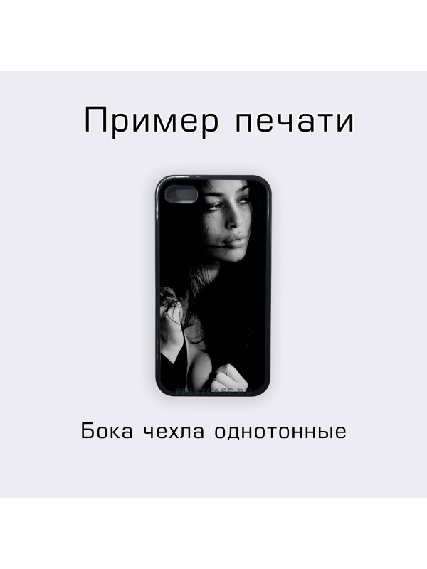 Чехлы с Вашим дизайном - iPhone 6 + (plus) 2D