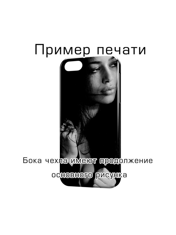 Чехлы с Вашим дизайном - iPhone 7 + (plus) 3D