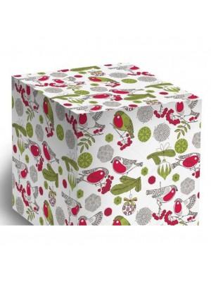 Коробка Снегири