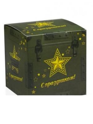 Коробка с праздником мужчины