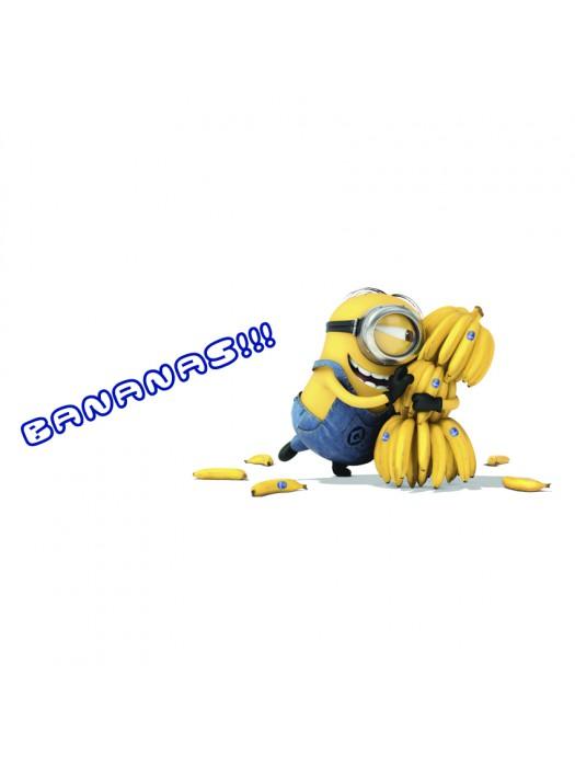 Кружка  Миньоны Бананы