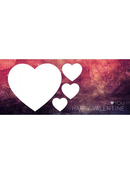 Кружка  День святого Валентина
