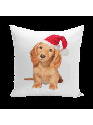 Собака новогодняя 3