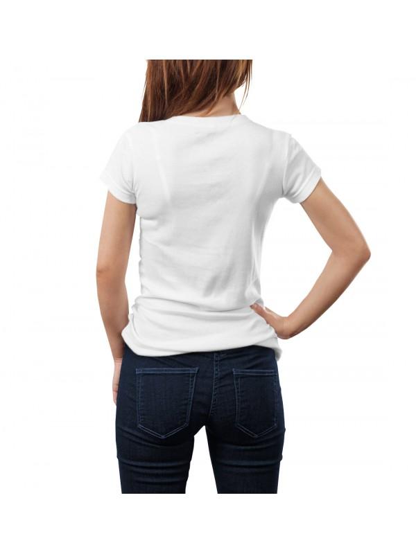 Печать на футболках - Женская