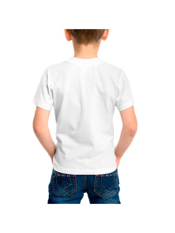Печать на футболках - детская